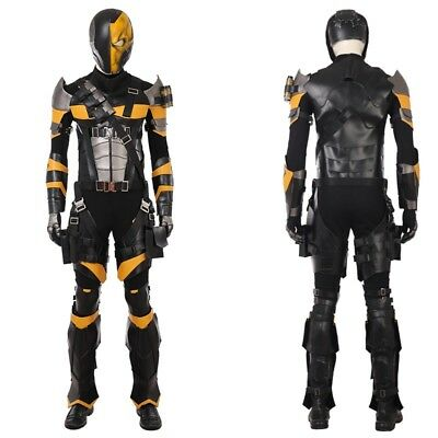 Slade Wilson Kostüm (Deathstroke the Terminator Slade Wilson Cosplay Costume Full Set)