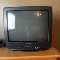 """Sharp 20"""" TV"""