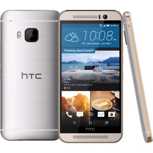 BRAND NEW SILVER/GOLD HTC ONE M9 32GB $299 EACH UNLK