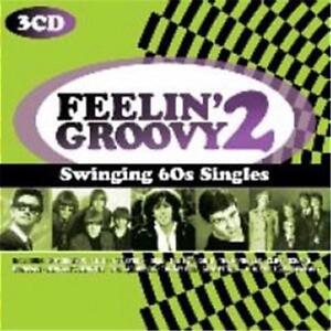 FEELIN' GROOVY VOLUME 2 VARIOUS ARTISTS 3 CD NEW