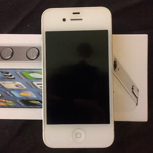 Iphone 4S 16G Déverrouillé!!!