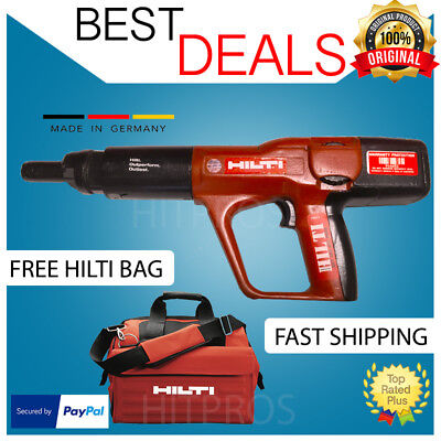 Hilti Dx A4 Magazine Power Actuated Gun Pre-owned Free Hilti Bag
