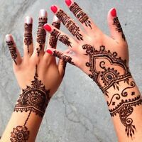 Professional Henna Body Art DownTown in Halifax NS