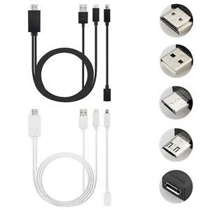 movil-micro-usb-mhl-a-HDMI-1080p-Hd-Tv-Cable-Adaptador-Para-Android