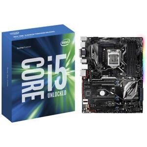 Looking for Motherboard+ CPU combo or LGA 1151 socket CPU.