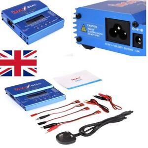 iMAX B6 Lipo NiMh Li-ion Ni-Cd RC Battery Balance AC Digital Charger Discharger