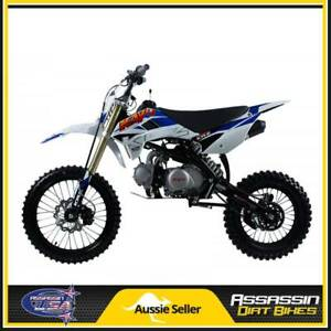 KRZ140 140CC ASSASSIN KAYO DIRT BIKE USA MOTOR PIT MINI TRAIL PRO Taren Point Sutherland Area Preview