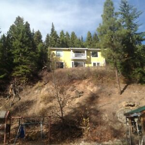 Unique property for sale in Tulameen BC