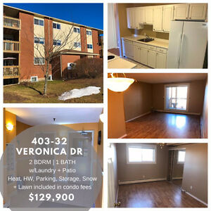 2 Bedroom Condos For Sale in Clayton Park