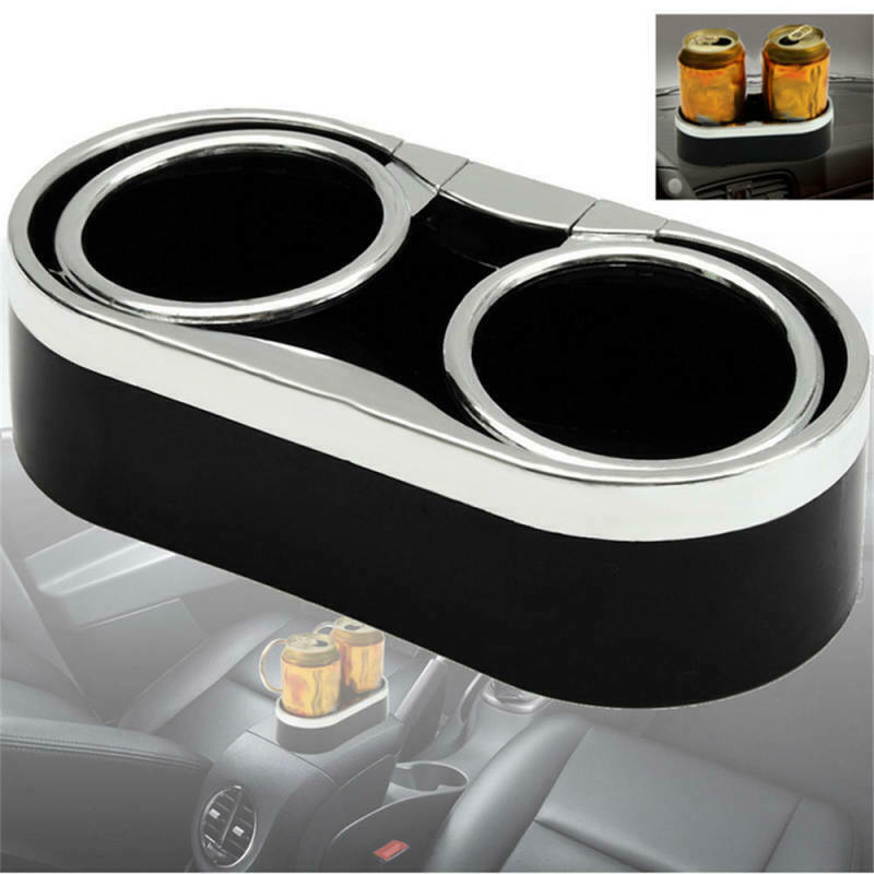 Dual Adjustable Folding Drink Cup Holder For Boat Marine Car Rv Truck S Anl