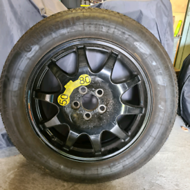 Range Rover / Discovery spare wheel