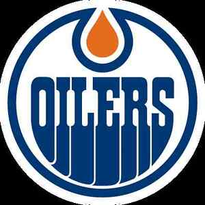 OILERS VS SENATORS OCT 30 LOWER BOWL