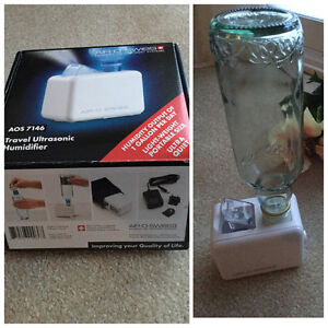Portable/travel humidifier
