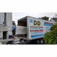 With Us, Moving Is Easy - LAST MINUTE MOVE - MTL - TORONTO
