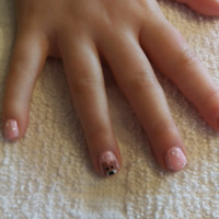 Mobile kid nail party