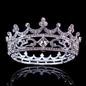 full round crown tiaras headbands ebay