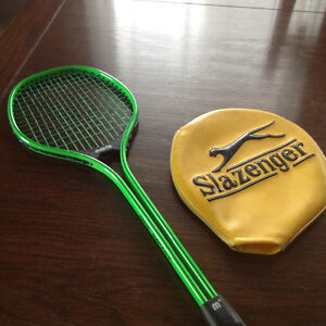 "MANTA ""IMPACT"" SQUASH RACQUET with Cover"