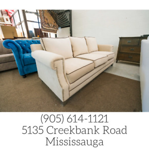 Huge Sofa Blowout Sale! Everything Must Go!