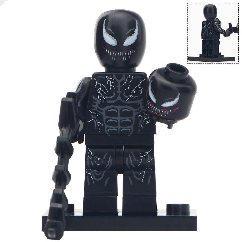 Marvel Infinity War sh508 Minifig FREE POST LEGO Minifigure Ebony Maw