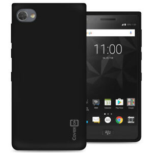 Blackberry Motion Clear Case by CoverON