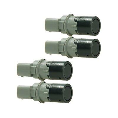 4 x Sensor Einparkhilfe PDC Parksensor Set vorne hinten BMW E39 E83 E53 X5 X3 ()