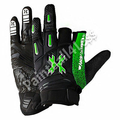 HK Army Pro Gloves - Slime Small
