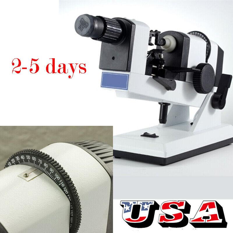Manual Optometry Ophthalmic Lens Measurement Lensmeter Focimeter Optic Machine