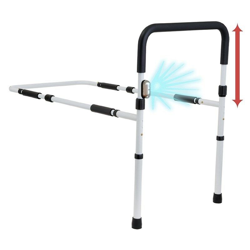 Bed Assist Rail, Support Bar Handle. Includes Led Motion ...