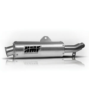Yamaha grizzly 700 4x4 2007 2014 hmf racing utility slip for 2014 yamaha grizzly 700 exhaust