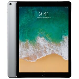 Apple iPad Pro 12.9 64GB with Wi-Fi Space Grey used 5 times
