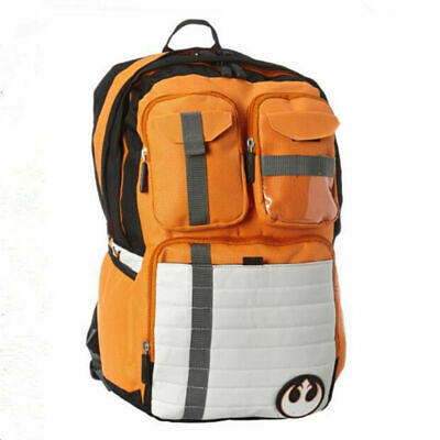 Star Wars Rebel Alliance Icon Costume Backpack Laptop Bag School Book Bag ](Star Wars Rebel Costume)