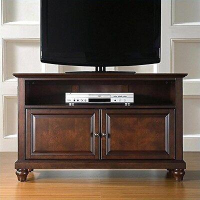 Crosley FurnitureCrosley Furniture Cambridge 42-Inch TV Stand, Vintage Mahogany