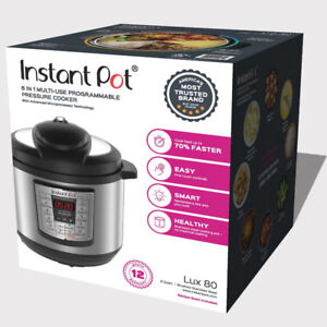 Selling Instant Pot 8 Quart 6-in-1 Electric Pressure Cooker Lux