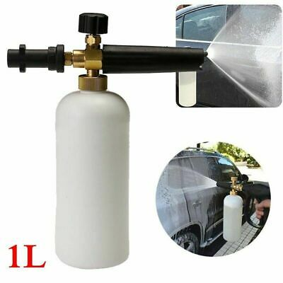 Pressure Washer Snow Foam Lance 1L Bottle Cannon Blaster For Karcher K Series UK