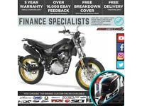 Rieju Tango Scrambler 125 SM 125cc Supermoto Enduro Motorbike Finance Delivery