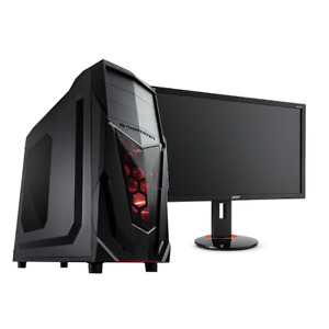 Custom gaming computers - Zatrix.ca