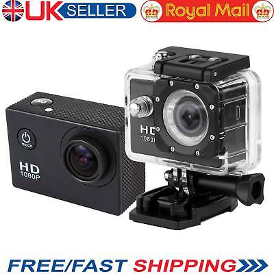 Ultra Full HD 1080P Waterproof Sports Camera Wi-Fi Action Camcorder as Go Pro