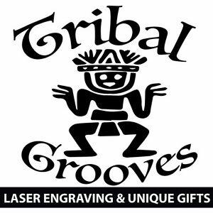 Tribal Grooves - Laser Engraving Services