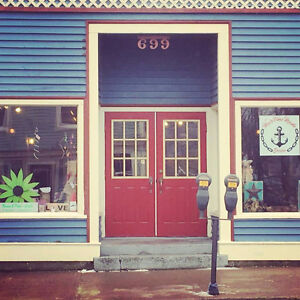 Maritime Made Shoppe is moving !