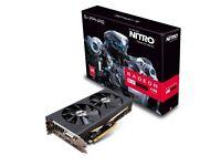 Sapphire Nitro+ RX480 4GB Graphics / Video Card