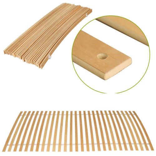 Rollrost Lattenrost Federleisten Holzlatten Latten 28 Leisten bis 150 kg Birke