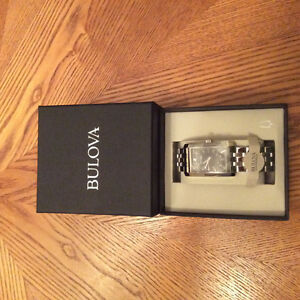 Men's Bulova Watch / Montre Bulova pour homme