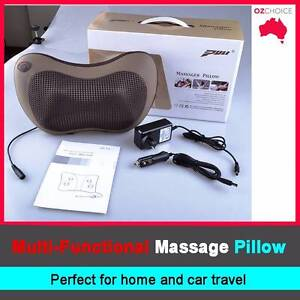 Infrared Heating Massage Cushion Neck Back Body Home and Car Knoxfield Knox Area Preview