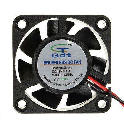 3d Printer 12v Dc 40mm Cooling Fan - Ramps Electronics Extruder - Reprap Ca