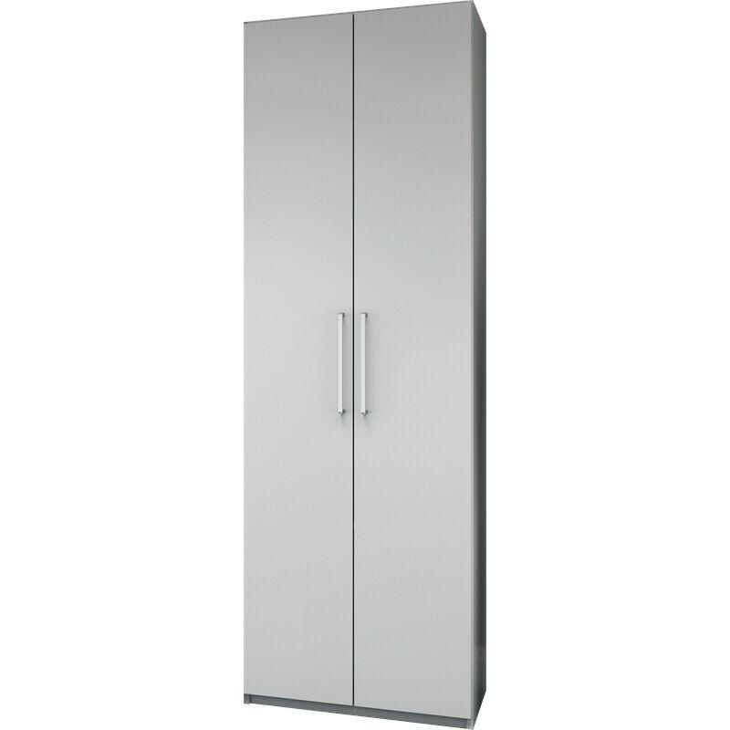 Stellar Home Storage Armoire in wood White