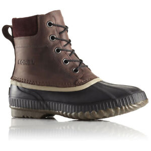 New Sorel Cheyanne Winter Waterproof Boots 9 Brown caribou aldo