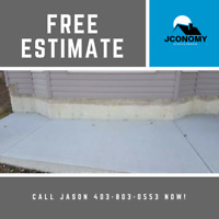 Foundation Repair - Jconomy Stucco Services in Fort McMurray
