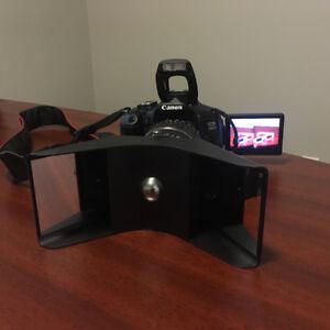 Objectif 3D Kula pour reflex