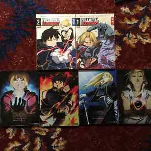 FullMetal Alchemist 1-50 plus Brotherhood