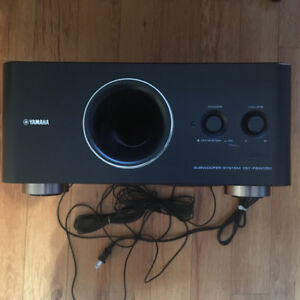 Yamaha Powered Subwoofer YST-FSW050